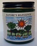 Nature's Blessing Herbal Hair Pomade (8 oz)