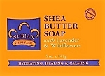 Nubian Heritage Shea Butter Soap with Lavender and Wildflowers (5 oz)