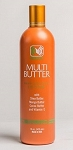 NINON MULTI BUTTER HAND and BODY LOTION (16 oz)