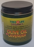 Tree Of Life Olive Oil with Lavender and Vitamin E Hair Pomade (4 oz)
