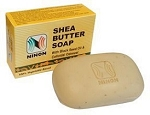 NINON SHEA BUTTER BATH SOAP with Black Seed Oil and Colloidal Oatmeal (5 oz)